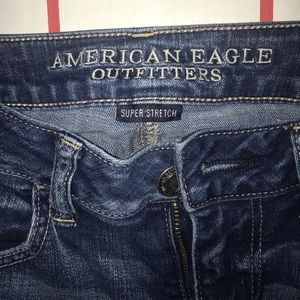 American Eagle Outfitters Jeans - SO CUTE on good condition AE jeggings